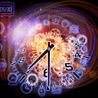 Intervals of time - Stock Photo