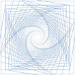 Vortex of Geometry - Stock Photo