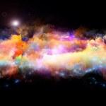 Nebulas of color — Stock Photo #11841118