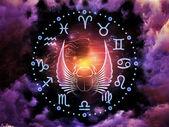 Astrology Backdrop — Stock Photo