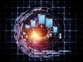 Gadgets de tecnología — Foto de Stock