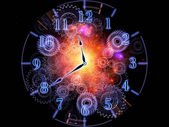 Workings of time — Stock Photo