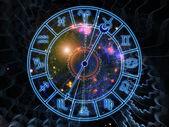 Zodiac universe — Stock Photo