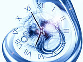 Time background — Stock Photo
