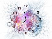 時間の進行状況 — ストック写真