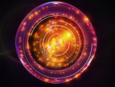 Abstract Circular Design — Stock Photo