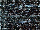 Komunikace v síti — Stock fotografie