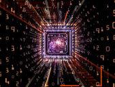 Energii komputera — Zdjęcie stockowe