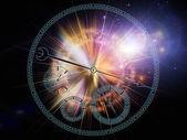 Lights of the Chronometer — Stock Photo