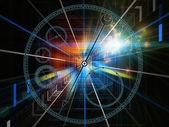 Energie von den chronometer — Stockfoto