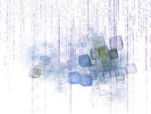 Anzahl Hintergrund — Stockfoto