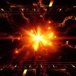 Energy burst — Stock Photo #12136381