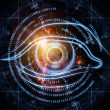 Technology eye — Stock Photo #12279563
