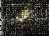 Network Visualization — Stock Photo