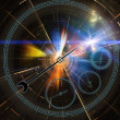 Stockfoto: Metaphorical Chronometer