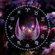 Foto Stock: Astrology Arrangement