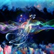 Waves of Music — Stock Photo #12414561