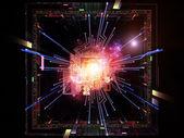 Energia procesora — Zdjęcie stockowe