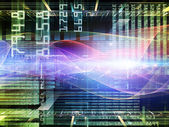 Speed of Computing — Stock Photo