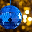 Royalty-Free Stock Photo: Disco Mirror sphere