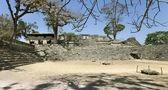 Maya ruins Copan — Stock Photo