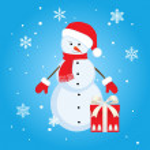 Snowman — Stock Vector #12188636