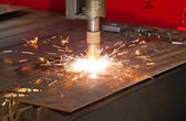 Plasma cutter — Stock Photo
