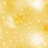 Glittery gold Christmas background. EPS 8 — Stock Vector