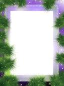 Nový rok pozadí. eps 8 — Stock vektor