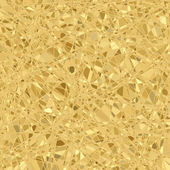 Gold mosaic background. EPS 8 — Stock Vector