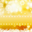 Royalty-Free Stock Vectorafbeeldingen: Elegant gold christmas background. EPS 8