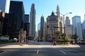 Downtown Chicago — Foto Stock