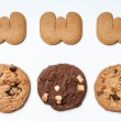 Website Cookies — Stock Photo