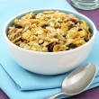Delicious and healthy granola — Stock Photo #11471926
