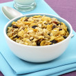 Delicious and healthy granola — Stock Photo #11472035