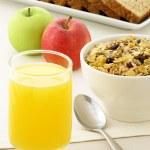 Delicious fresh breakfast — Stock Photo #11525746
