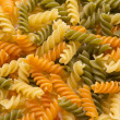Stock Photo: Italiraw past- fusilli