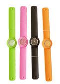 Reloj colorido — Foto de Stock