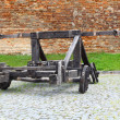 Stock Photo: Ballista