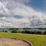 Lithuania summer land sky horizon — Stock Photo #11338230