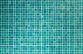 Green mosaic tiles for bathroom and kitchen — Stock Photo