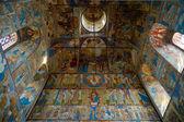 Kostel svatého jana evangelisty v kremlu rostov, rusko — Stock fotografie