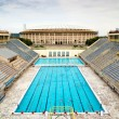Sports swimming pool in Moscow — Stock Photo #11911080