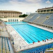 Stock Photo: Sports swimming pool in Moscow