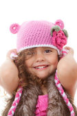 Smiling child — Stock Photo