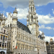 Grand Place and Grote Markt in Brussels, Belgium — Stok Fotoğraf #11560175