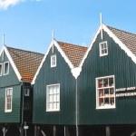 Gift shop on the island of Marken. Netherlands — Stock Photo #12123244