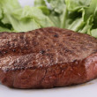 Grilled beefsteak — Stock Photo