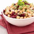 Bean salad — Stock Photo #11129938