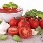Tomato sauce — Stock Photo #11234872
